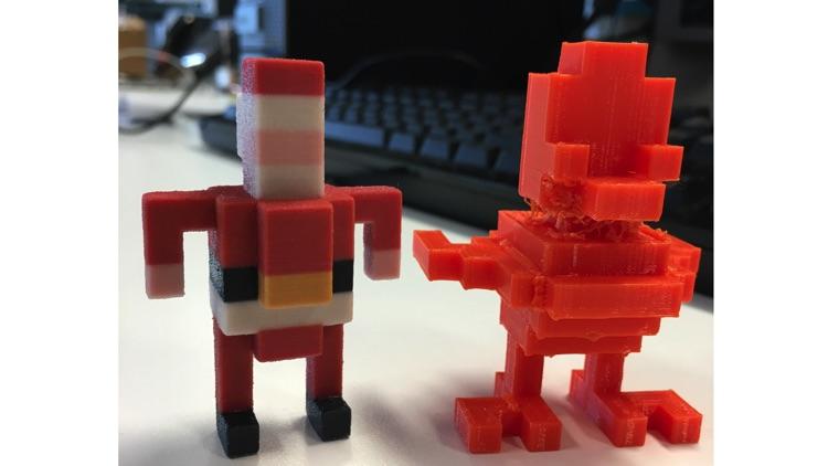 3D Pixel Artist - Voxel Design screenshot-4