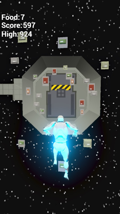 Space Station: Run