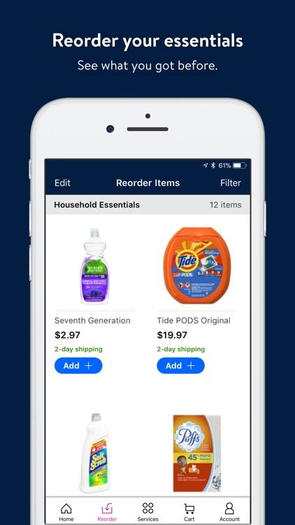 Walmart – Shopping and Saving screenshot-3