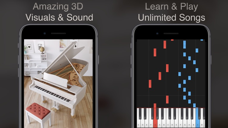 Piano 3D - Ultimate Piano App screenshot-0