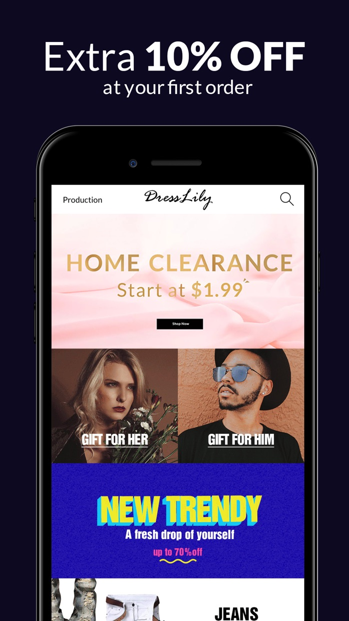 DressLily - Dress To Impress Screenshot