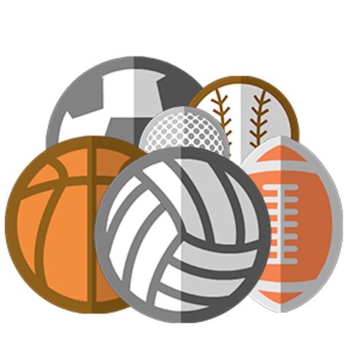 RGV Sport Stickers