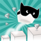 App Icon for 方块英雄 - 无尽的跳跃 App in Belgium IOS App Store
