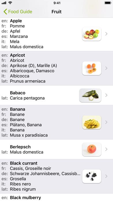点击获取Food Guide