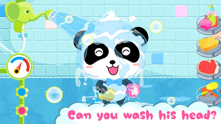 Bath Time-BabyBus screenshot-2
