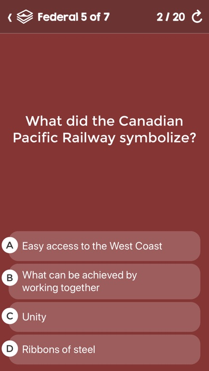 Canadian Citizenship Tests screenshot-7