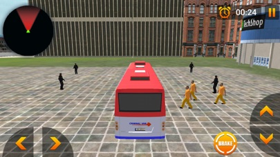 Extreme Police Prisoners Transport Simulator screenshot four