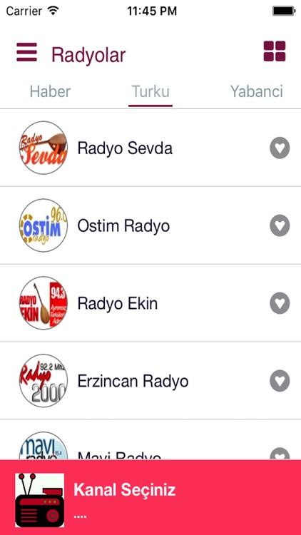 Türkçe Radyo Dinle