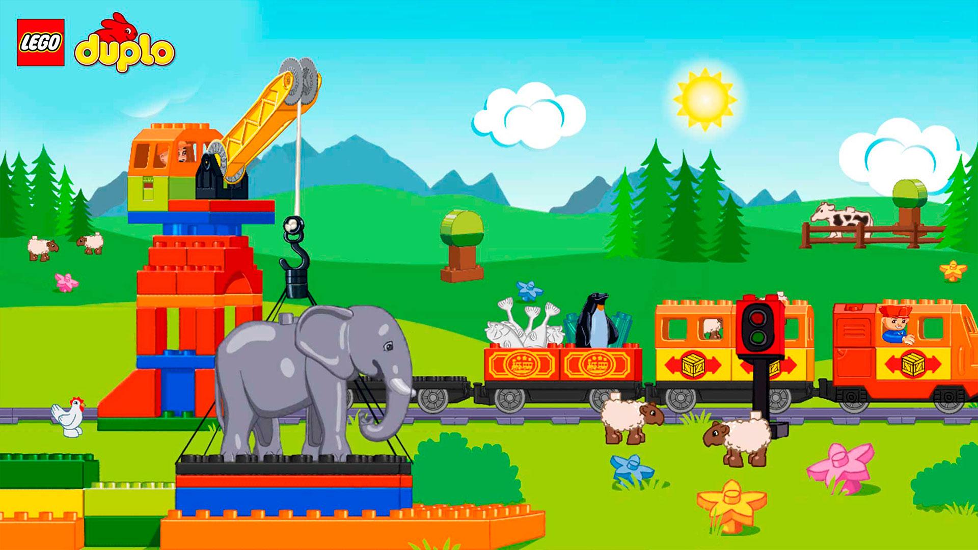 LEGO ® DUPLO ® Train screenshot 12