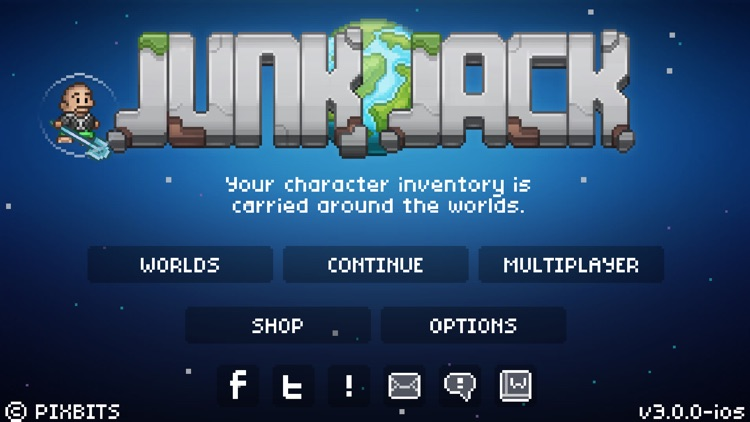 Junk Jack screenshot-2