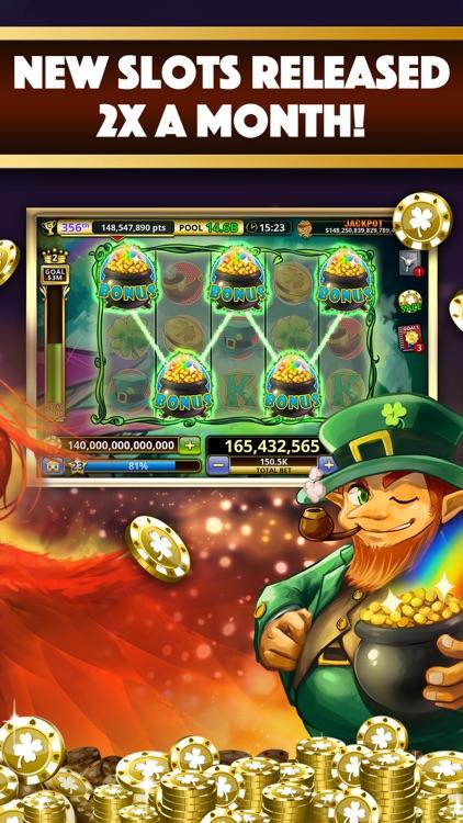 Slots: Hot Vegas Slot Machines screenshot-3