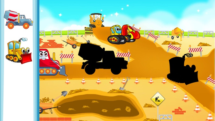Car puzzle for kids & toddler screenshot-3