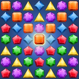 Jewelry Match Puzzle