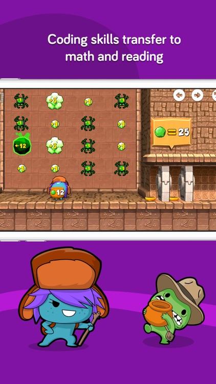 codeSpark Academy: Kids Coding screenshot-4