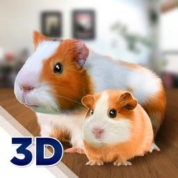 Home Guinea Pig Life Sim 3D
