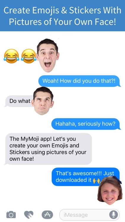 MyMoji: Create Your Own Emojis