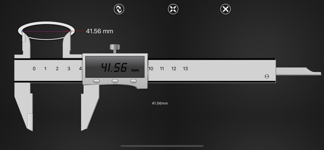 Ruler Box - Measure Tools Screenshot