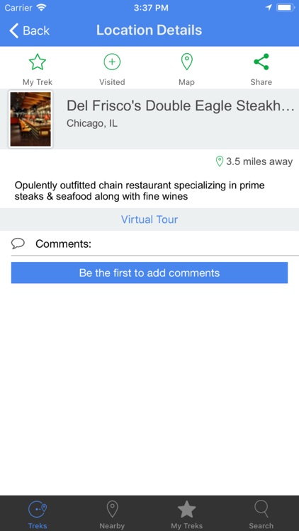 Conventional VR Guide: Chicago screenshot-6