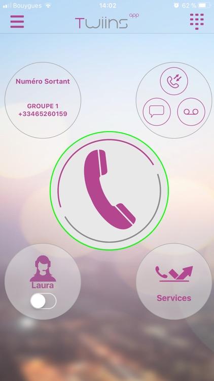 Twiins app