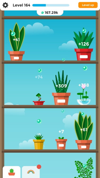 Terrarium: Garden Idle screenshot-1