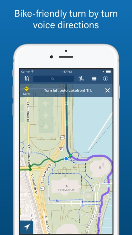 Bike Maps — Bicycle Routes & Trails