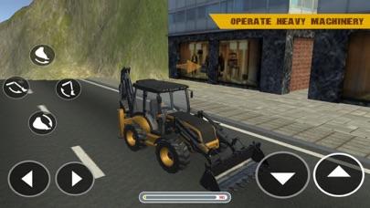 Heavy Machinery Transport Sim screenshot 2