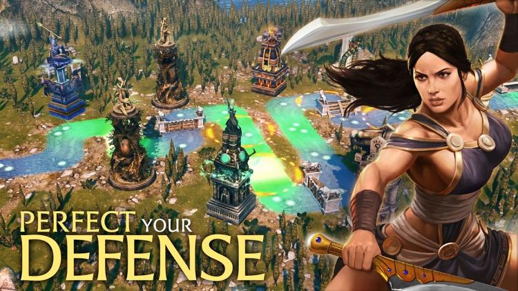 Olympus Rising screenshot-0