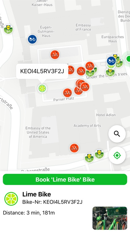 bikeee Bike-Sharing screenshot-7