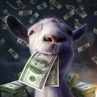 Coffee Stain Publishing - Goat Simulator PAYDAY artwork