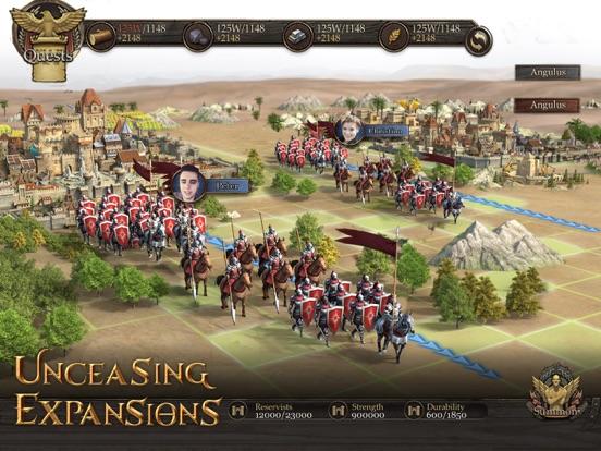 Immortal Conquest-War Strategy screenshot 9