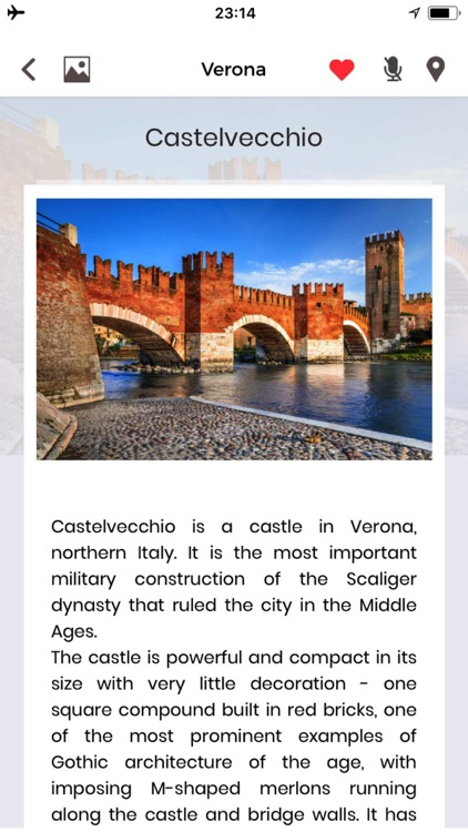 Verona Travel Guide Offline