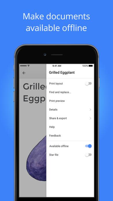 download Documentos de Google apps 2