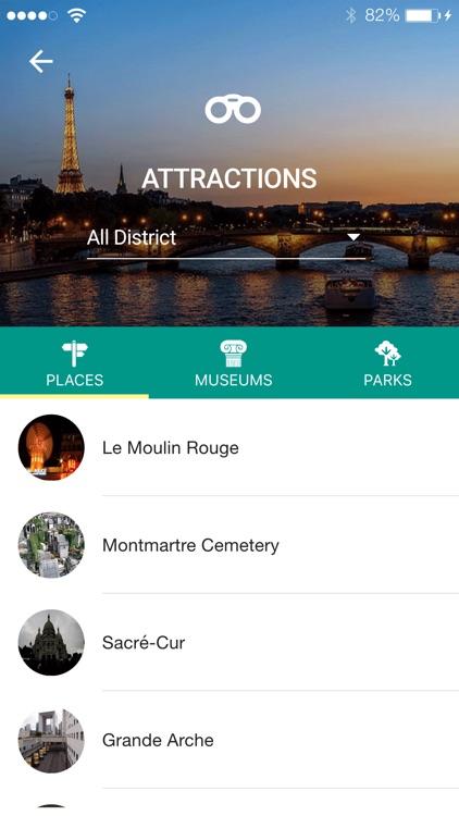 Paris Travel - Pangea Guides