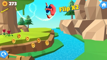 Flippy Gymnast screenshot 1