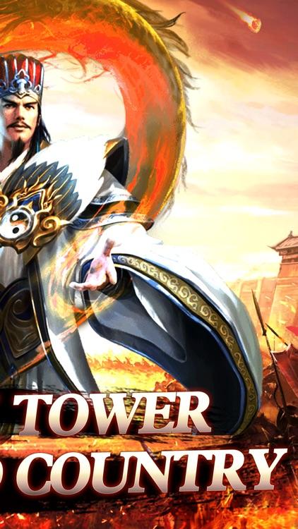 Kingdom Tower-Defense HomeTown