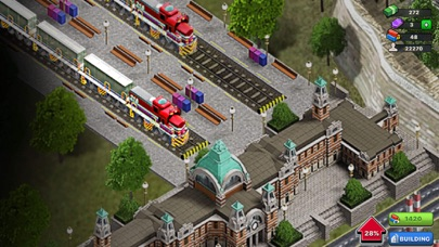 Train City Seoul ® screenshot 1