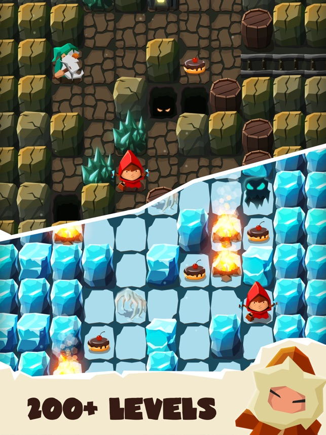 Bring me Cakes - Fairy Puzzle Screenshot