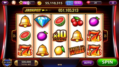 Hit 7 Casino : Vegas Slots screenshot #1