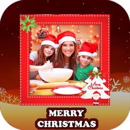 Holy Christmas Photo Frames HD