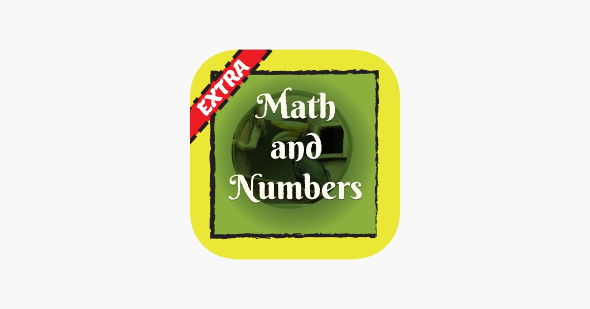 Math and Numbers Extra on the App Store