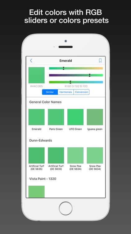 Color Inspiration Tool screenshot-3