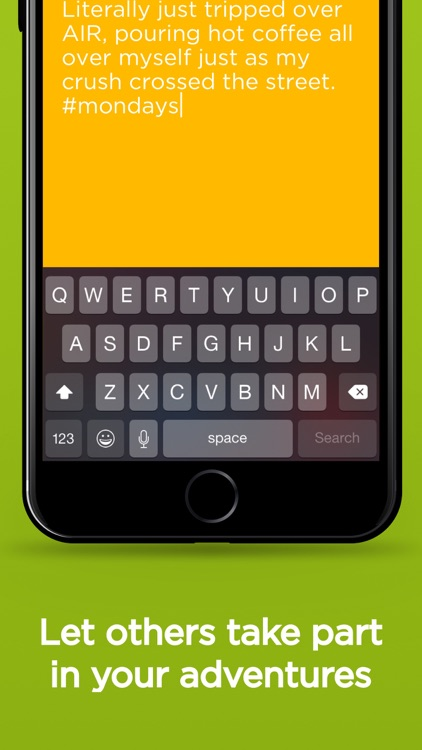 Jodel - Local Chat & Community screenshot-3