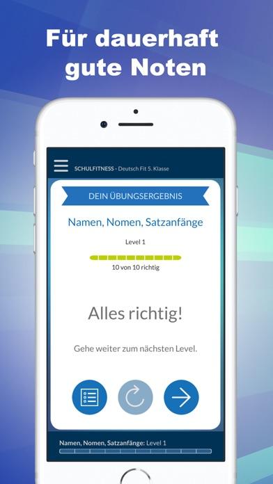 Deutsch Fit 5. Klasse screenshot 5