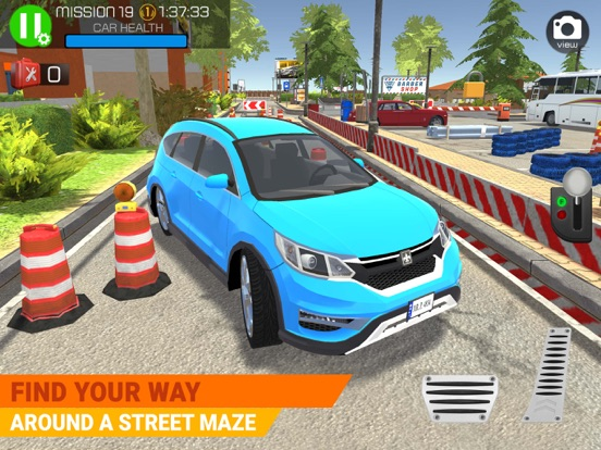Driving Quest: Top View Puzzle для iPad
