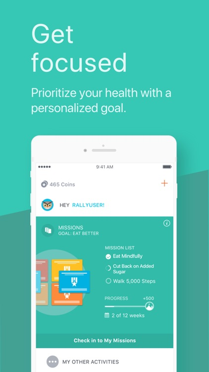 Rally™ by Rally Health