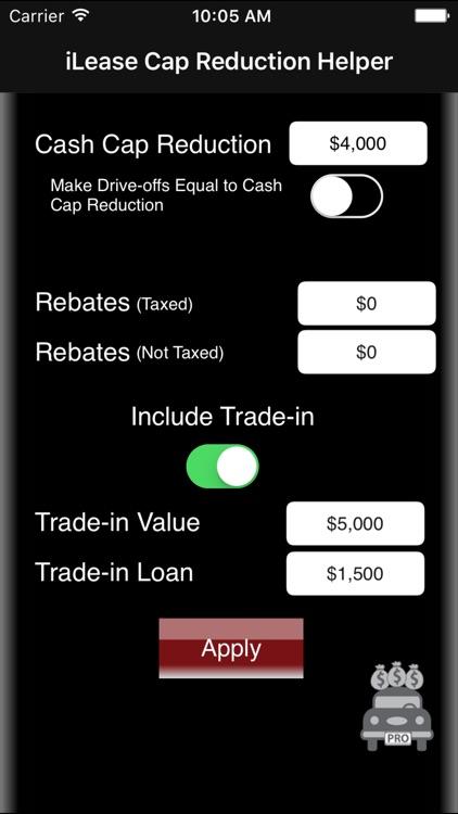 iLeaseMyCar Pro screenshot-3