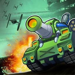 坦克大战-模拟驾驶坦克