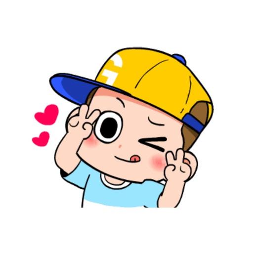 Snapback Kid Animated