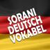 39.Sorani Deutsch Vokabeln A1