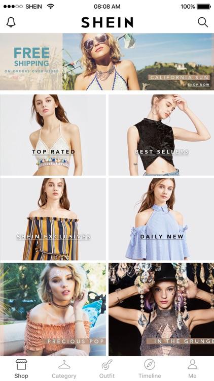 SHEIN - Fashion Shopping